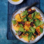 PersiMon®, Beetroot and Toasted Chickpea Salad