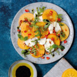 PersiMon® and Mozzarella Salad